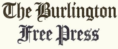 Burlington Free Press logo