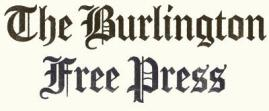 Burlington Free Press logo