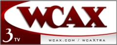 WCAX Station Logo horizontal